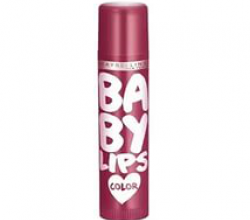 Бальзам для губ Baby Lips (оттенок Tropical Punch) от Maybelline