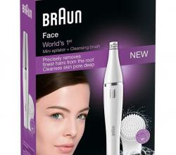 "Эпилятор для лица ""Braun Face 2 in 1"" от Braun"