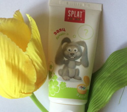 Биоактивная зубная паста для детей от 3 до 8 лет из серии THE WEST от Splat