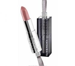 Губная помада Rouge Interdit Shine (оттенок № 09 Beige shine) от Givenchy