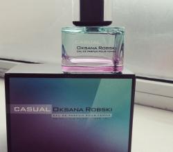Парфюмированная вода для женщин Casual от Oksana Robski