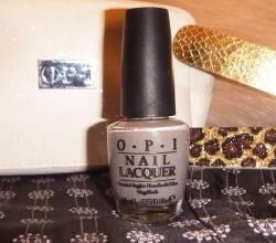 Лак для ногтей (оттенок NLT 26 French quarter for your thoughts) от O.P.I