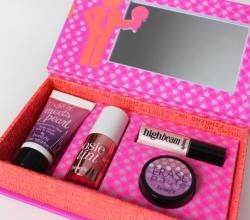 Набор для макияжа Finding Mr.Bright от Benefit