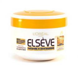 """Маска для волос Elseve """"Питание и Обогащение"""" от L'Oreal"""