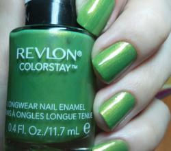Лак для ногтей Colorstay Longwear Nail Enamel (оттенок № 230 Bonsai) от Revlon