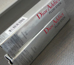 Жидкая помада-блеск Dior Addict Fluid Stick Fabulous Wear High Impact Glossy Colour Lip Hybrid (оттенки № 239 Frisson и № 379 Tropiques) от Dior