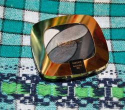 Четырехцветные тени для век Maquillage Color Riche (оттенок № Е5) от L'Oreal