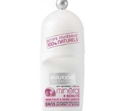 Минеральный дезодорант Deodorant Mineral + Beaute от Bourjois