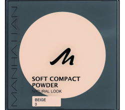 Пудра Soft Compact Powder от Manhattan