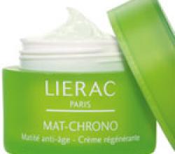 Восстанавливающий крем Mat-Chrono Creme от Lierac