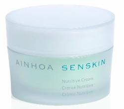 Ночной, питательный крем для лица с азуленом Nutritive cream от Ainhoa