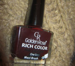 Лак для ногтей Rich Color (оттенок № 30) от Golden Rose