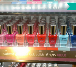 Лак для ногтей Gel look (оттенки № 040 Lovely beauty, № 070 Funky babe, № 080 Grande dame, № 120 Urban gueen) от P2