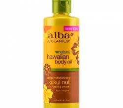 """Органическое масло для тела """"Орех Кукуи"""" от Alba Botanica"""