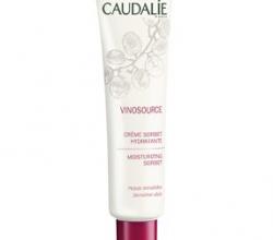 Увлажняющий крем-сорбет для лица Vinosource La Creme Sorbet Hydratante от Caudalie