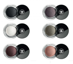 Кремовые тени «Illusion d'Ombre Long-Wear Luminous Eyeshadow» (№85 Mirifique) от Chanel