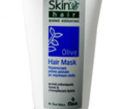 Маска для волос на основе оливы от Clean Skin