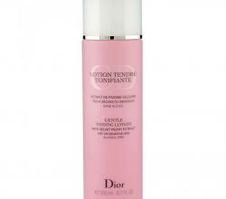 Очищающий лосьон для сухой и чувствительной кожи лица LOTION TENDRE TONIFIANTE от Dior