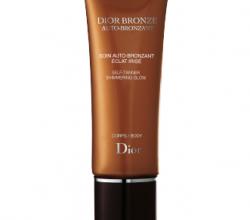 Бронзатор для лица Bronze Soin Auto-Bronzant Eclat Naturel от Dior