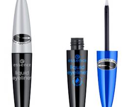 Водостойкая подводка для глаз Liquid Eyeliner от Essence