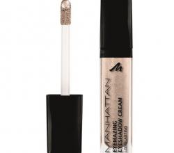 "Кремовые тени для век ""Eyemazing Eyeshadow Cream"" (оттенок № 95Т Chocolate Kiss) от Manhattan"