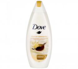 """Крем-гель для душа """"Объятия нежности"""" Масло ши и пряная ваниль от Dove"""
