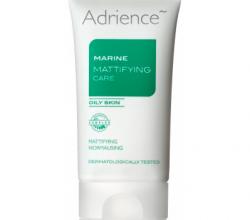 Матирующий крем для жирной кожи лица Marine от Adrience