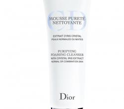 Пенка для лица с экстрактом хрустального ириса Mousse Purete Nettoyante от Dior