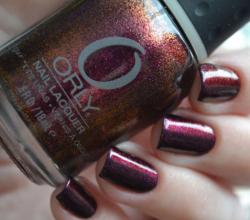 Лак для ногтей Nail Lacquer (оттенок № 40102 Rococo-A-Go-Go) от Orly