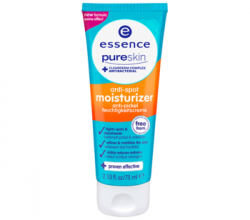 Увлажняющий крем для лица против черных точек Pure Skin Anti-Spot Moisturizer от Essence