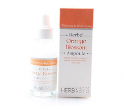 Сыворотка для лица Herbsys Herbal Orange Blossom Ampoule от Mizon