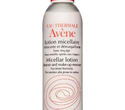 Очищающий мицеллярный лосьон от Avene