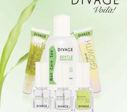 "Топ-покрытие для ногтей ""Gloss Up"" от Divage"