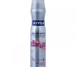 """Лак для волос """"Ослепительный бриллиант"""" от Nivea (1)"""