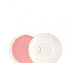 Разглаживающий бальзам для губ Crème de Rose от Dior
