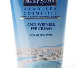 Крем от морщин вокруг глаз для всех типов кожи от Mineral beauty system