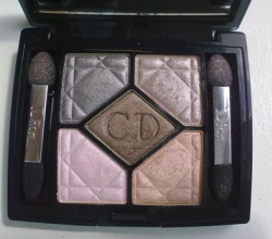 Тени для век 5 Coulers Iridescent (№ 649 Ready To Glow) от Dior