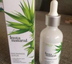 Сыворотка Niacinamide Serum с ниациномидом от InstaNatural
