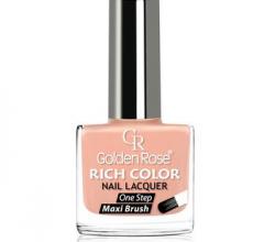 Лак для ногтей Rich color (оттенок № 43) от Golden Rose