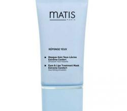 Питательная маска для глаз и губ Eyes and Lips Treatment Mask Extreme Comfort от Matis