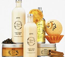 Кондиционирующее молочко для всех типов волос с ромашкой от Fresh Line