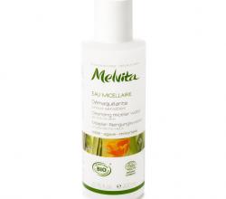 Очищающая мицеллярная вода для чувствительной кожи - Ладанник, Агава, Бессмертник от Melvita