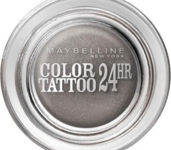 Тени для век Color tattoo (оттенок № 55 Immortal Charcoal) от Maybelline