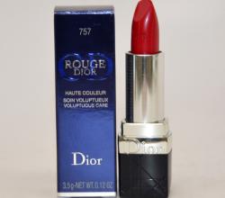 Помада для губ Rouge Dior (оттенок № 757 Rouge Icone) от Dior