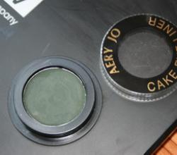 Подводка для глаз сухая Cake eye liner от AERY JO