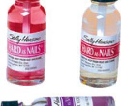Средство для укрепления хрупких ногтей Hard As Nails от Sally Hansen (1)