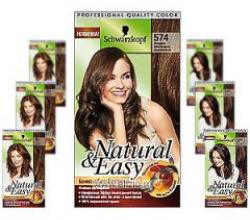 Краска для волос Natural & Easy от Schwarzkopf