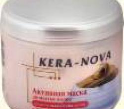 Активная маска против выпадения волос KERA-NOVA от Floresan