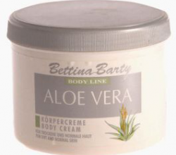 Крем для тела ALOE VERA от Bettina Barty