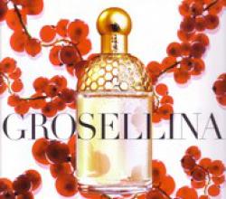 Женский аромат Aqua Allegoria Grosellina от Guerlain